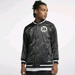 9ce2ef06b475 Jordan Jackets   Coats - Nike Air Jordan He Got Game Retro Varsity Jacket